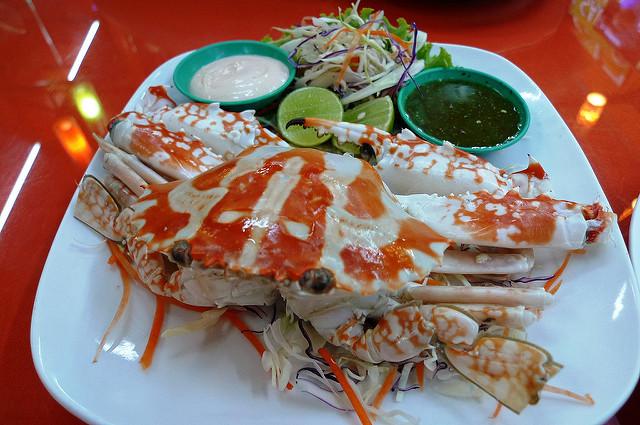 Phuket Crab