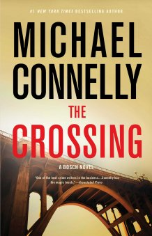 Cover: The Crossing by Michael Connelly