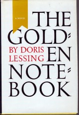 cover: The Golden Notebook by Doris Lessing