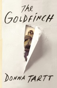cover: The Goldfinch by Donna Tartt