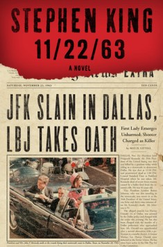 cover: 11/22/63 by Stephen King
