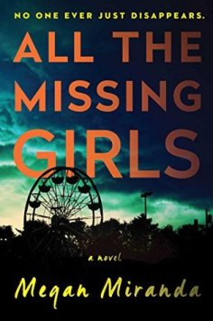 cover: All the Missing Girls
