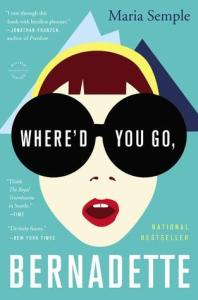 cover: Where'd You Go, Bernadette