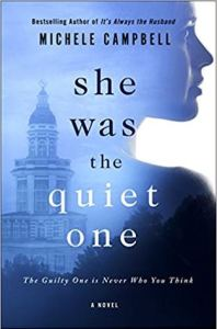 cover: She Was the Quiet One
