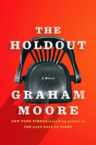 cover: The Holdout by Graham Moore