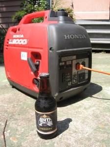 hurricane isaac new orleans honda abita beer
