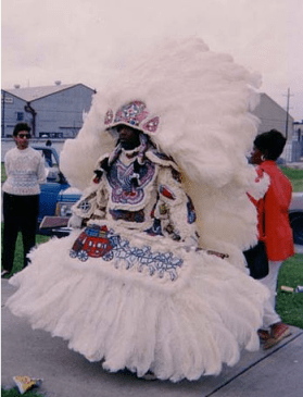 new orleans mardi gras indians