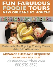 Destination Kitchen Food Tours