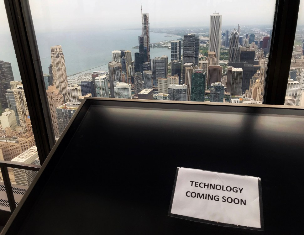 875 North Michigan Avenue, 94th Floor. The Magnificent Mile, Chicago. Photo by Rick Stachura. May 24, 2019.