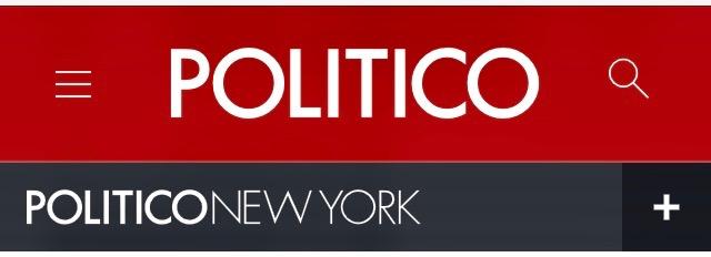 Screenshot courtesy of politico.com.
