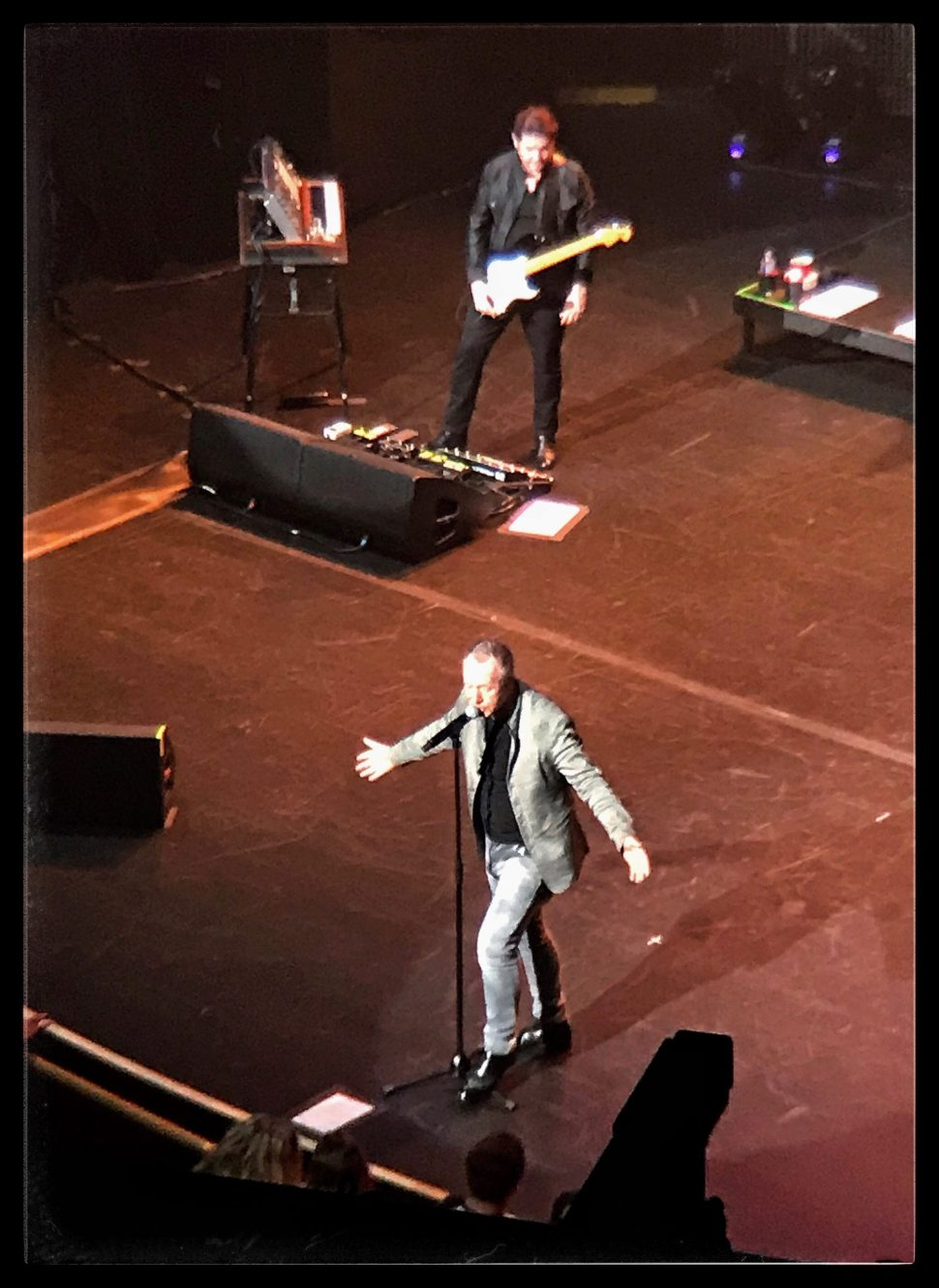 Simple Minds at Beacon Theatre. Photo by Rick Stachura. October 2, 2018.