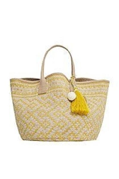 Mango - Embroidered Shopper Bag £29.99