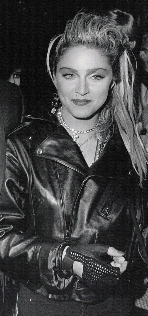 Madonna - Image via Pinterest