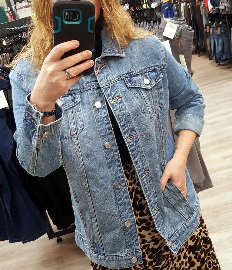 Denim Jackets for Spring Styling