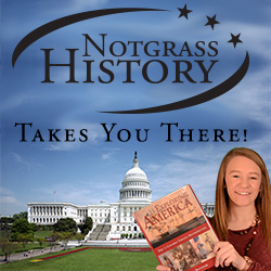 Notgrass History Takes You There
