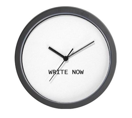 Author time management