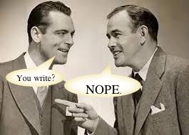 Write conversationally