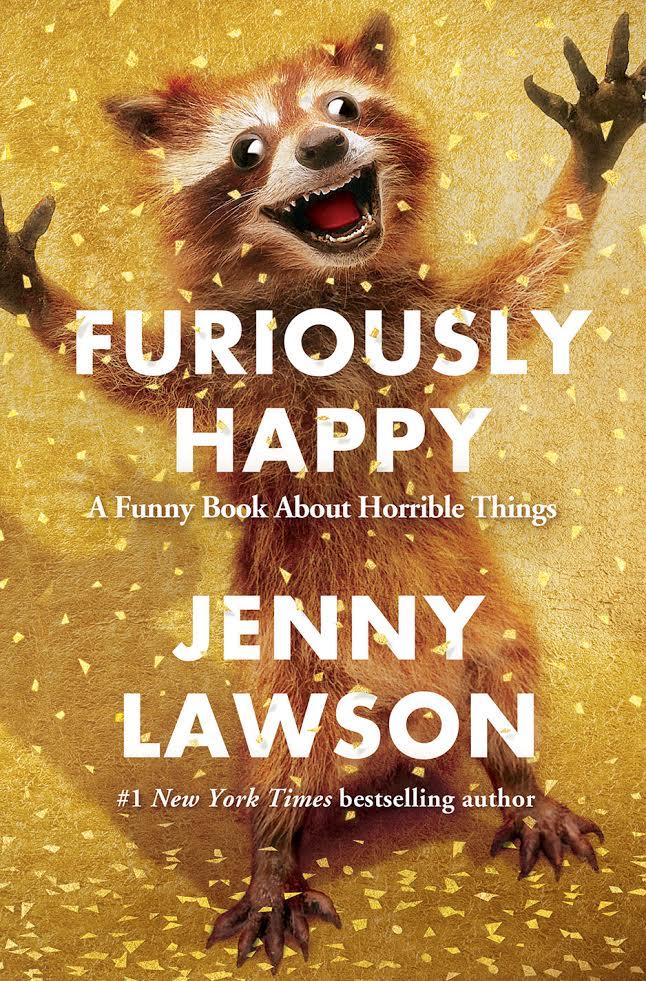 furiously-happy jenny lawson