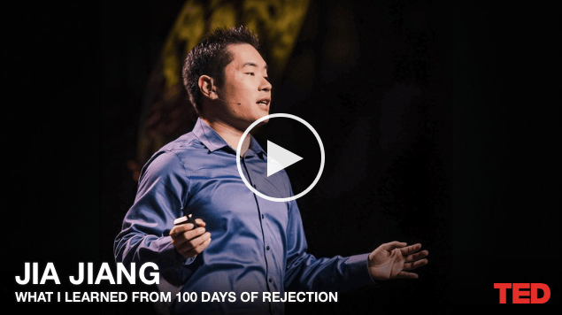 Jia Jiang Rejection
