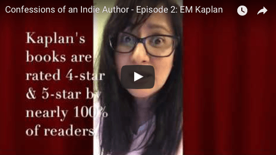 Confessions of an Indie Author Episode 2