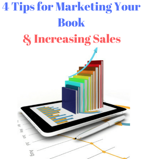 4 Tips for Book Marketing
