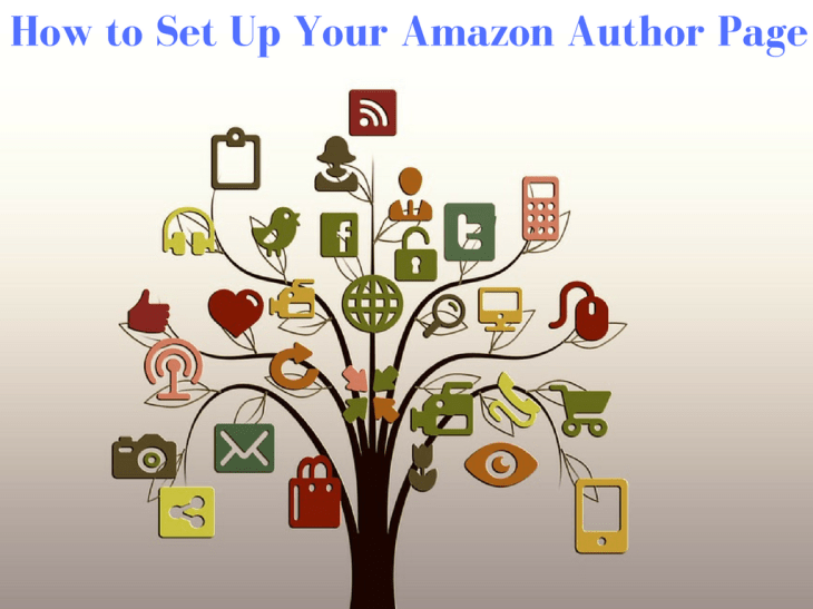 Setting up your Amazon Author Page