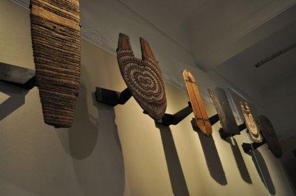 Maori artifacts
