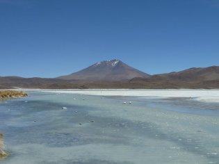 Bolivian Lagoon