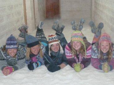 Christmas Special Salt Hotel & Alpaca Jumpers