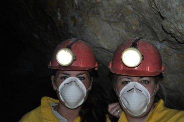 Down The Cerro Rico Mine