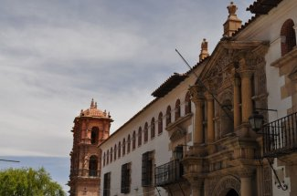 Potosi Architecture