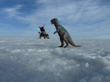 Salt Flats T-Rex