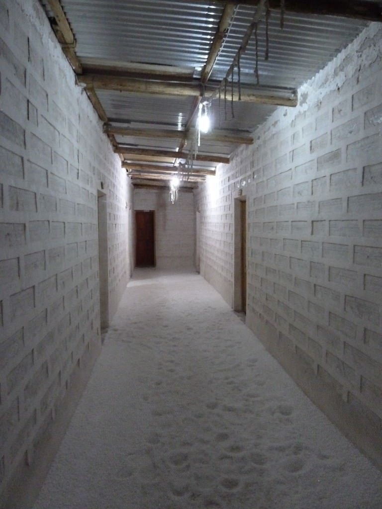 Salt Hotel Corridor
