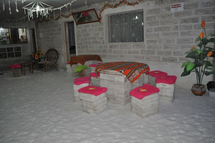 Salt Hotel Lounge