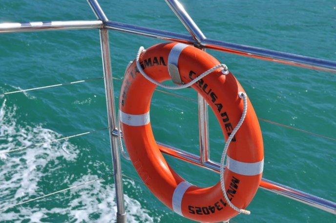 Abel Tasman boat ride
