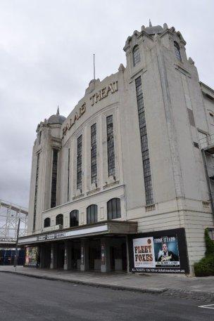 Palais Theatre in St Kilda