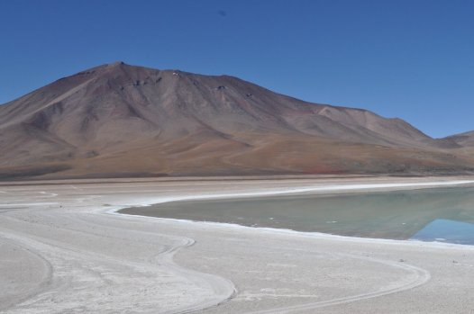Bolivia, Lagoon
