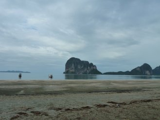 The Si Kao coastline