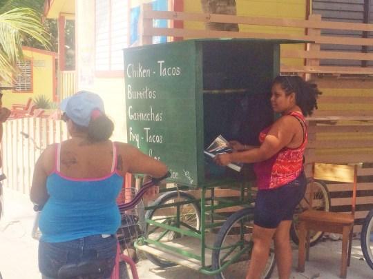 Belize Street Food
