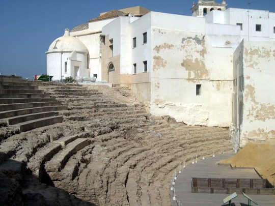 1st Century Roman Theatre (Photo: Ancient.eu)