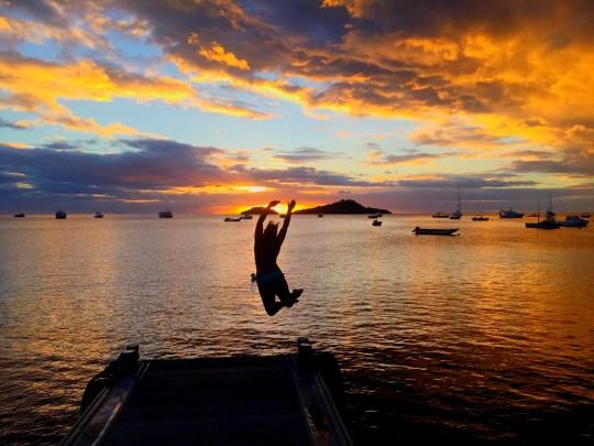 Guadeloupe Sunset