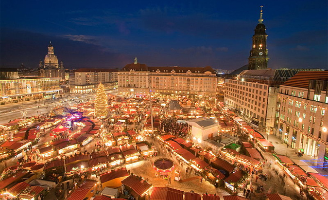 Magical Christmas Markets of Europe