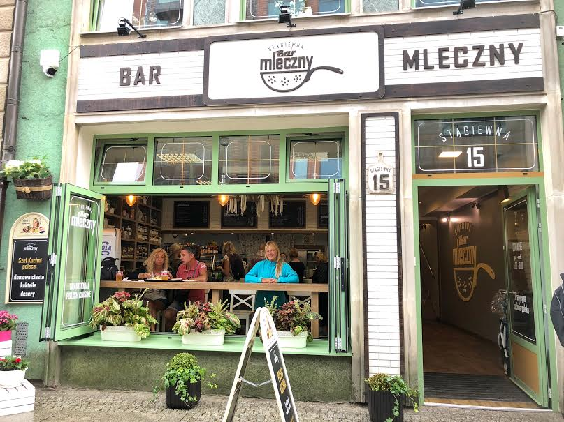 3 Must Try Gdańsk Milk Bars - Nothing Familiar Travel
