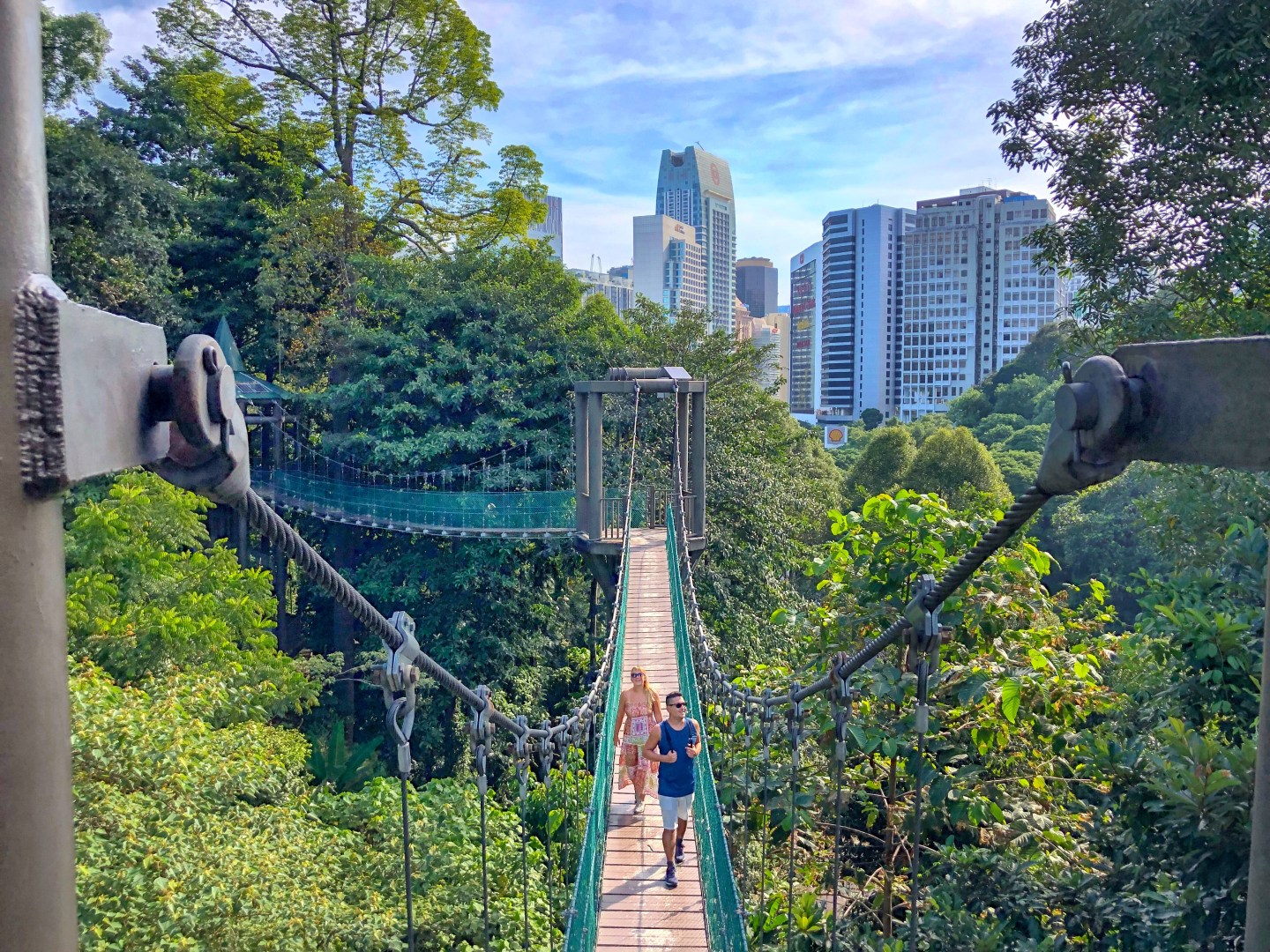 KL Forest Eco Park: Exploring the Jungle in the City - Nothing Familiar