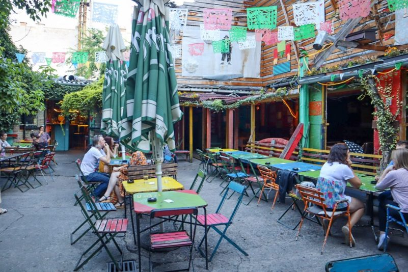 The 5 Best Ruin Bars in Budapest and What Makes Them So ...