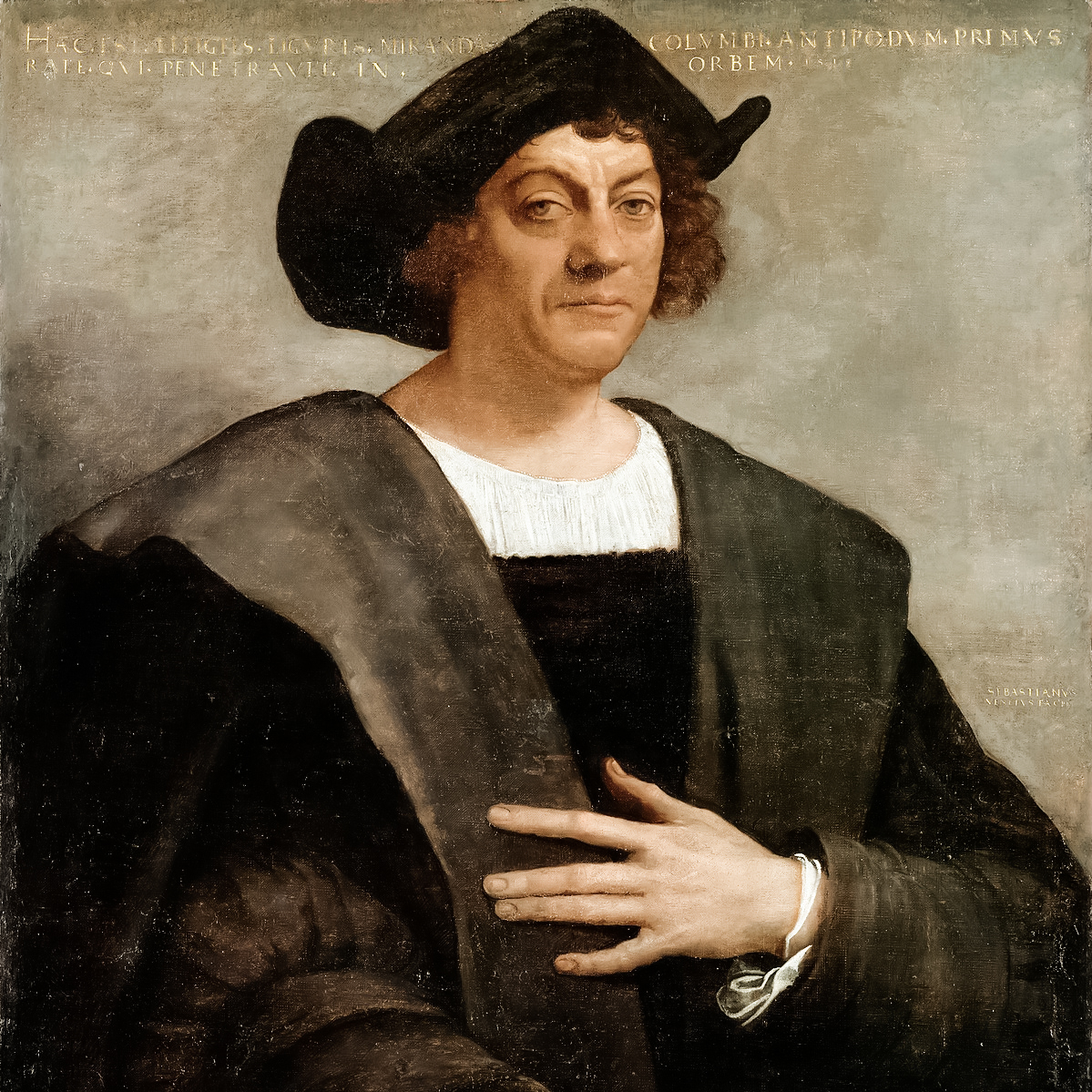 Christopher Columbus | nothingnewpress.com