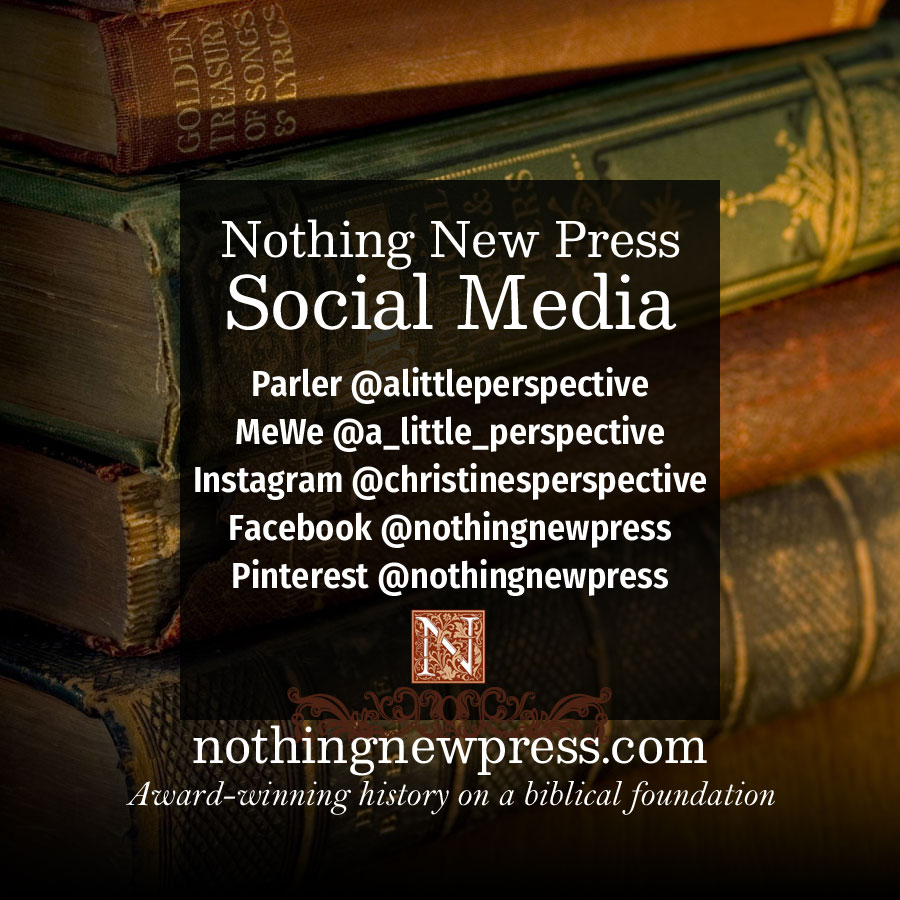 nothing new press social media | nothingnewpress.com