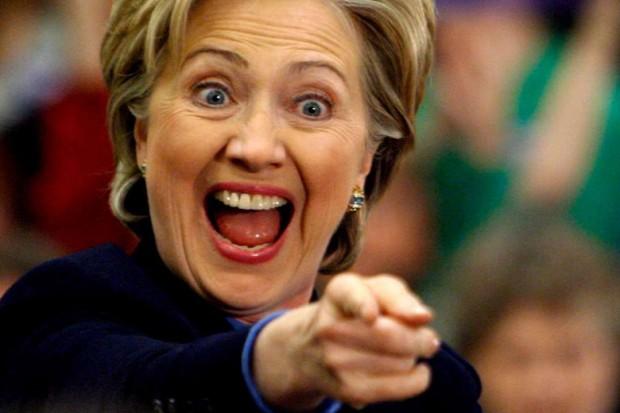 Resultado de imagem para imagens Hillary