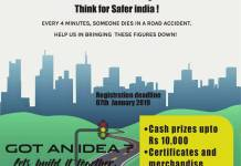 India Road Safety Campaign IIT Bombay