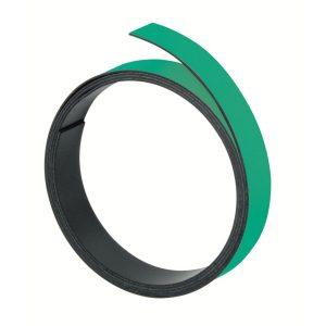 Franken Green Magnetic Strips 10mm x 1m